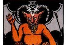 Tarot: XV the Devil