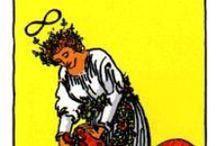 Tarot: XI Strength