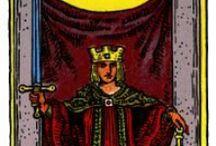 Tarot: VIII Justice