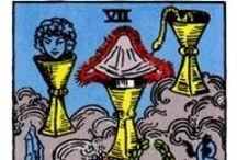 Tarot: Seven of Cups