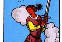 Tarot: Page of Swords