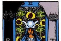 Tarot: II the High Priestess