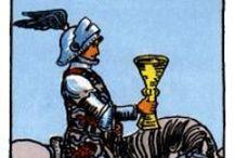 Tarot: Knight of Cups