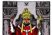 Tarot: V the Hierophant