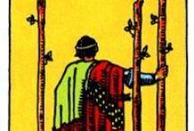 Tarot: Three of Wands