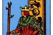 Tarot: King of Wands