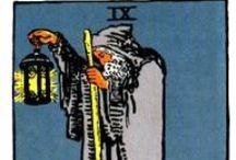 Tarot: IX the Hermit