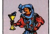 Tarot: Page of Cups