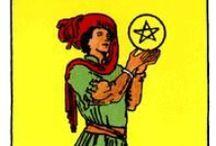 Tarot: Page of Pentacles