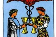 Tarot: Two of Cups