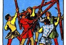 Tarot: Five of Wands