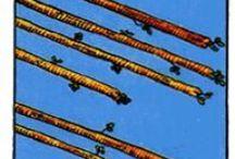 Tarot: Eight of Wands