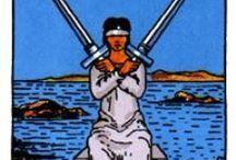 Tarot: Two of Swords
