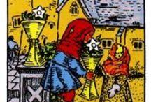 Tarot: Six of Cups