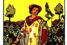 Tarot: Nine of Pentacles