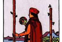 Tarot: Two of Wands