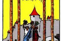 Tarot: Four of Wands