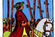 Tarot: Six of Wands