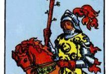 Tarot: Knight of Wands