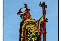 Tarot: Page of Wands