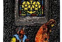 Tarot: Five of Pentacles