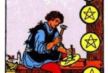 Tarot: Eight of Pentacles