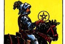 Tarot: Knight of Pentacles