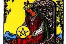 Tarot: Queen of Pentacles