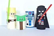 Star Wars Halloween / by Alyssa Harris