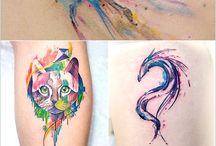 Progetti da provare / Tatuaggi