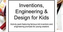Kids Engineering Activities #STEM #STEAM