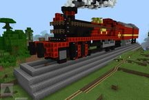 Minecraft Harry potter / This is pictures of what I have build in Minecraft, it's all things inspired from the Harry Potter world.