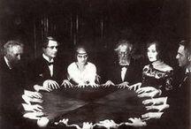 Seances and the Occult / Vintage, victorian era, occult, seances, spirit photography, creepy