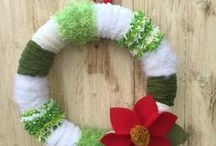 Christmas / Christmas crafts, Christmas decor, Christmas gift wrap, Christmas recipes...everything you need for Christmas!