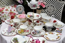 Time For A Cup Of Tea / by Patricia Barbour