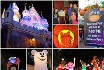 Disney Halloween / Crafts, recipes, activities and ideas! You don't have to be at Disney to celebrate Disney-style! / by Karen & Becca