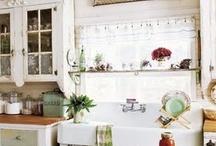 keuken en bijkeuken