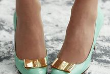 These shoes are made for walking.. / A collection of some fun and fab footwear