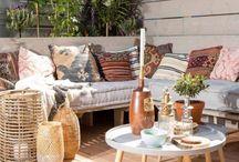 Garden Ideas / Small garden ideas and importation.