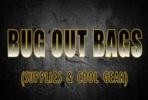 Bug Out Bag / Everything form the bug out bags themselves to the suplies and gear you put in them.