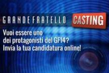 Grande Fratello 14 / Immagini, video, provini e news del Grande Fratello 14 ed edizioni precedenti.