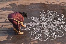 Mandalas and Peaceful stuff / The mesmerising effect Mandalas have slows me down