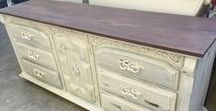 Dressers be Gorgeous / A collection of dressers painted to perfection for inspiration...
