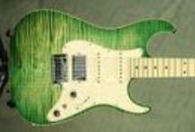 Cool guitars & Amps