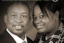 Sr. Pastor Kevin S. & First Lady Verndella Rogers