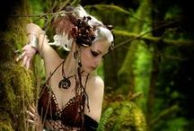 Fashion and Costuming / All things Steampunk, Vaudeville, Carnival, Burlesque, Fantasy and otherwise
