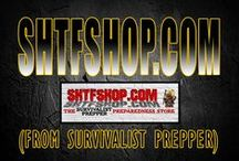 SHTFShop.com / Survival and preparedness products from Survivalist Prepper at the SHTFShop.com. From survival knives to bug out bags to long term food from Legacy food storage.
