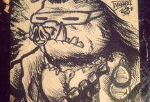 Comics / Comics Bande Dessinée Superheroes & Villians Mythology