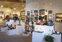 Galleries and artisans / Meet the artists and artisans who call Fort Bragg, CA their home