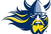 Viking Spirit / At Augustana, we are proud of our Scandinavian roots, personified in our mascot, Ole the Viking.